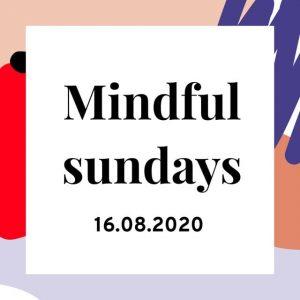 Karma Klub_Mindful Sundays_Termin 16.08.2020